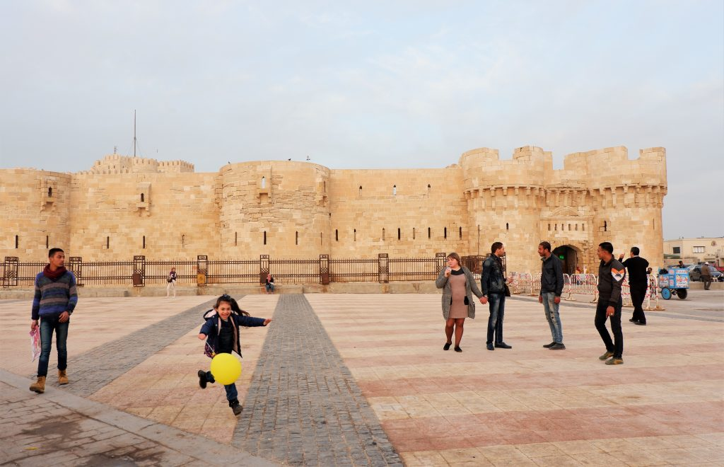 Qait Bey Fort