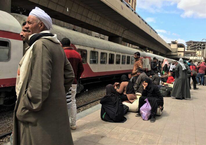 Egyptian Trains
