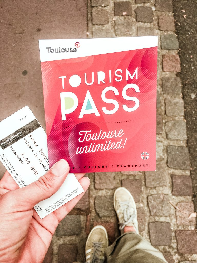 Tourism Pass Toulouse
