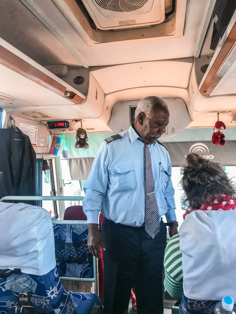 Cuba Viazul Bus