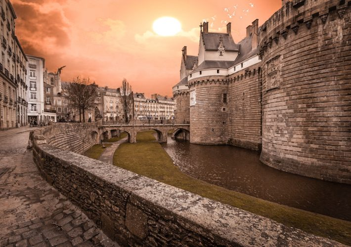 Nantes – A Fantasy Land On The…
