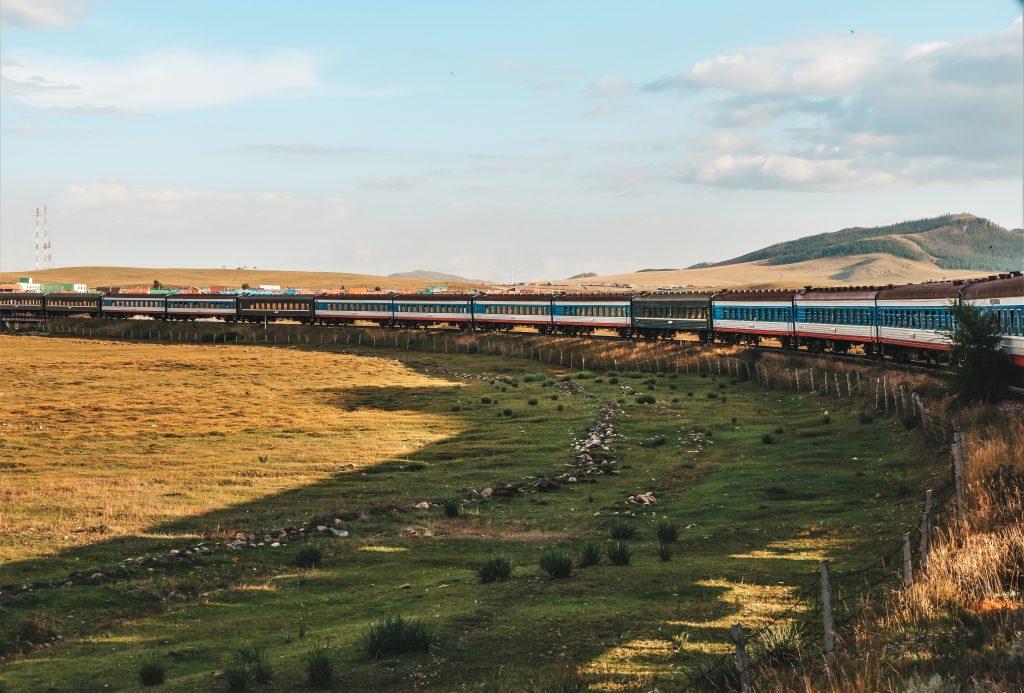 Transmongolian Train