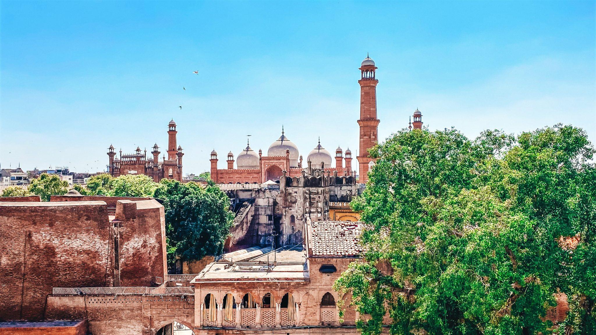 Lahore Mosque