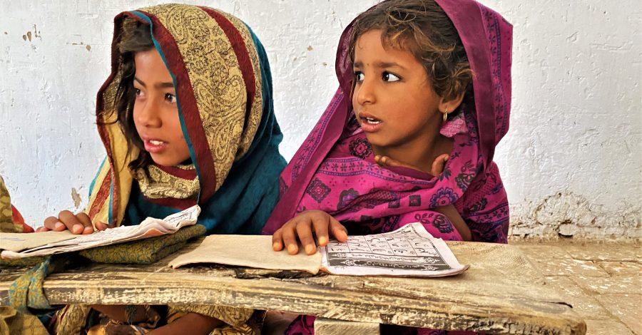 Pakistan Children at School