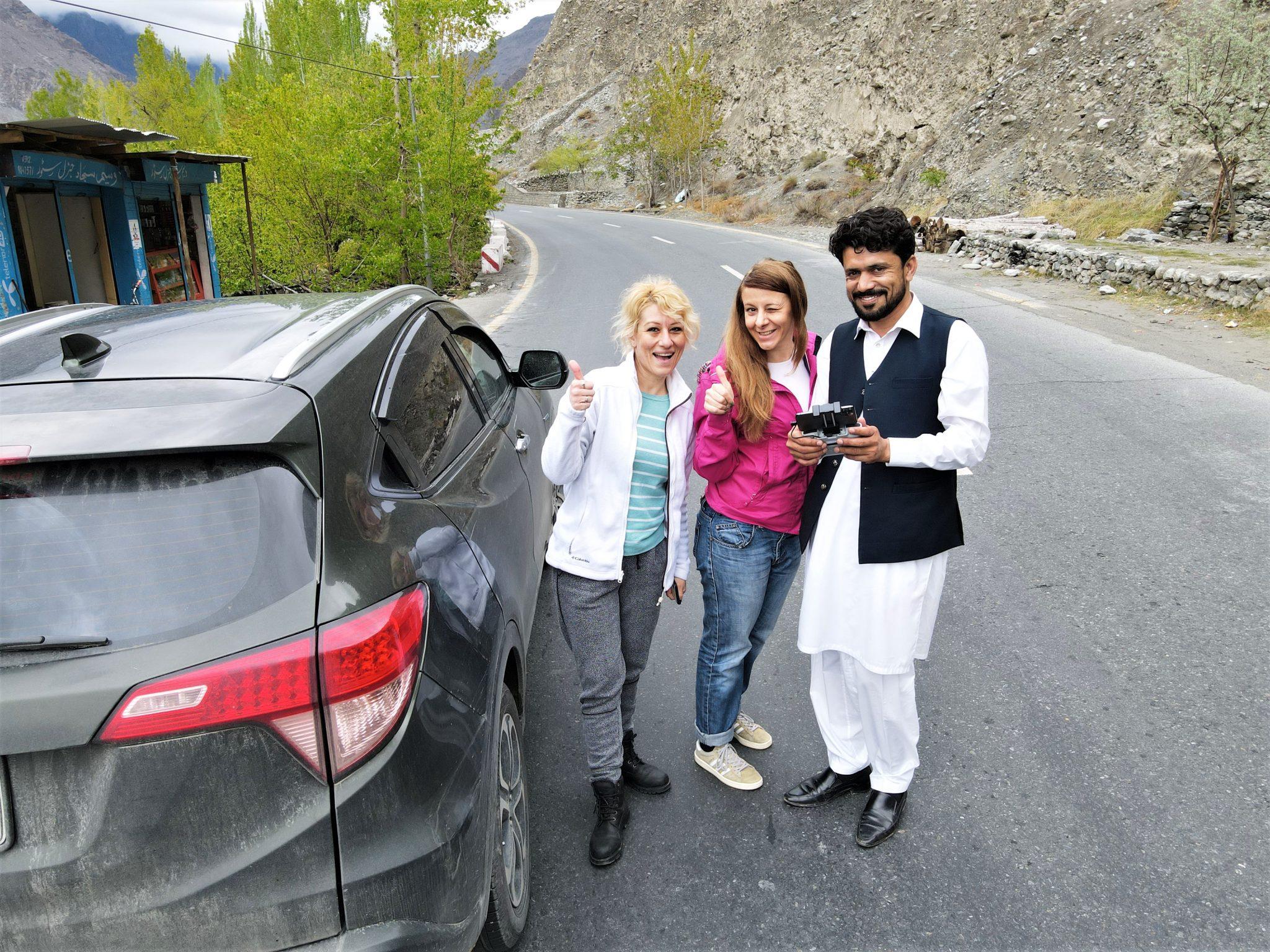 Road Tripping in Pakistan