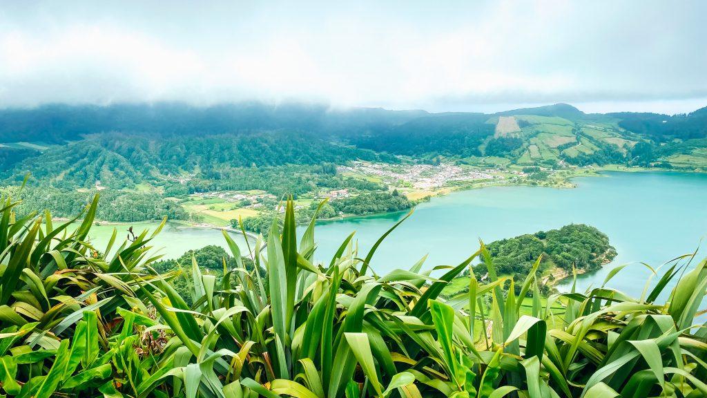 Azores Sete Ciedades